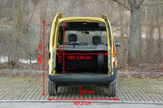 allrad magazin fahrbericht renault kangoo 4x4 1 6 16v seite 6. Black Bedroom Furniture Sets. Home Design Ideas