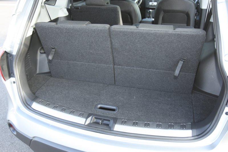 ALLRAD MAGAZIN Fahrberichte Nissan Qashqai 2 20 DCi 4WD Automatik