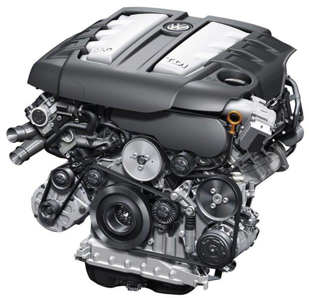 2008 Volkswagen Touareg 2 Transmission: T1 V6 To V6 TDi Swap