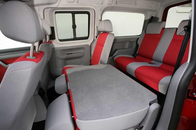 allrad magazin fahrvorstellung vw caddy maxi 1 9 tdi. Black Bedroom Furniture Sets. Home Design Ideas